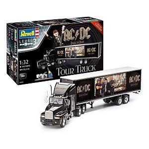 ACDC Tour Truck Model Kit