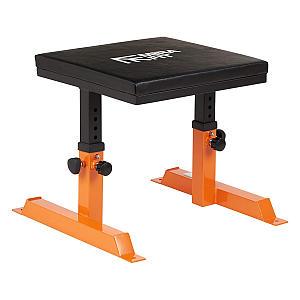 Adjustable Bolt Down Squat Box
