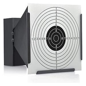 Air Rifle Target and Pellet Trap Set