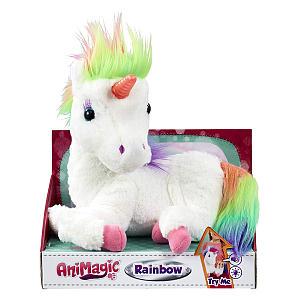 Animagic Rainbow - My Glowing Unicorn Toy