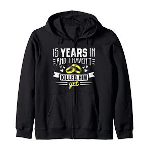 Anniversary Hoodie for Her