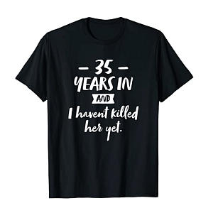 Anniversary T-Shirt for Her