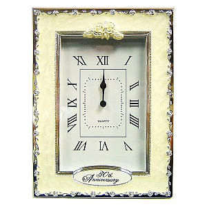 Anniversary Table Clock