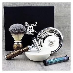 Antique Shaving Set