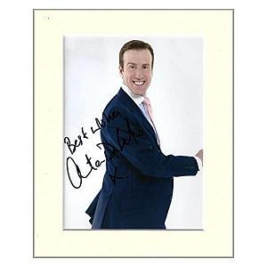 Anton Du Beke Signed Autograph Print