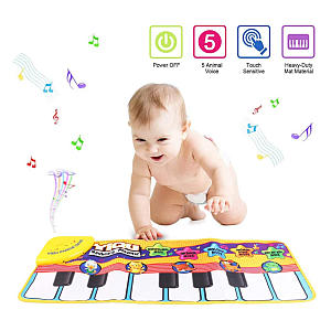 Baby Piano Playmat