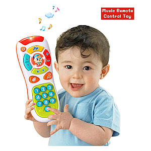 Baby Remote Control Toy