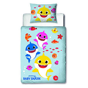 Baby Shark Toddler Duvet Cover