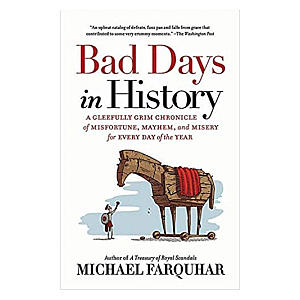 Bad Days in History - Book