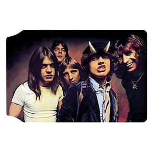 Band Photo Card Holder