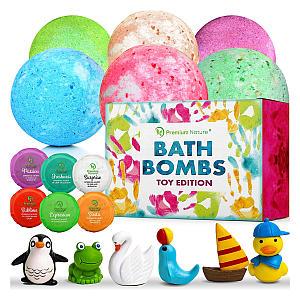 Bath Bomb Kids Gift Set