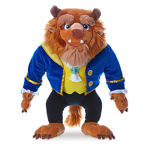 Beast Character Soft Toy