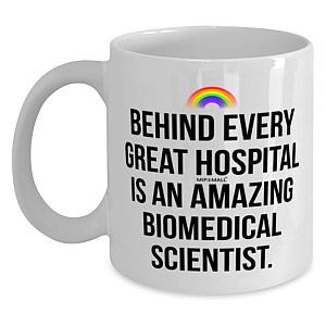 Biomedical Science Mug