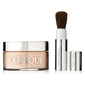 Blended Face Powder and Brush