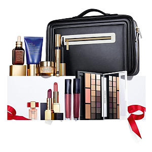 Blockbuster Holiday Make Up Set with Train Case