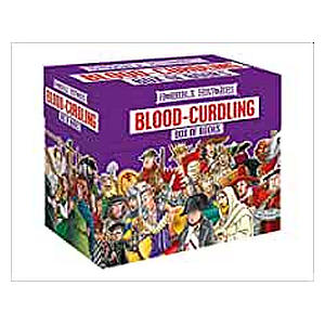 Blood Curdling Box of Books