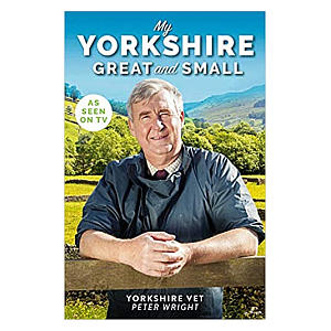 Book by Yorkshire Vet Peter Wright