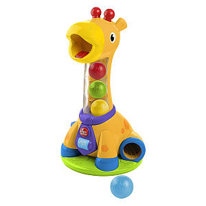 Bright Starts Spin and Giggle Giraffe
