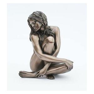 Bronze Nude Female Sculpture