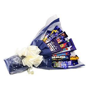 Cadbury Chocolate Hand Held Bouquet
