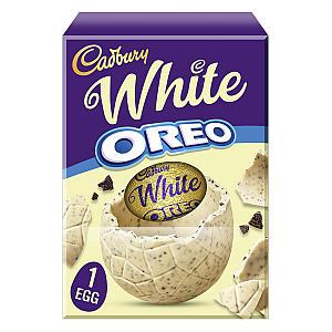 Cadbury White Oreo Large Chocolate Easter Egg