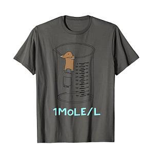 Chemistry Mole T-Shirt