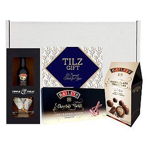 Chocolate Gift Set Including Mini Tumbler