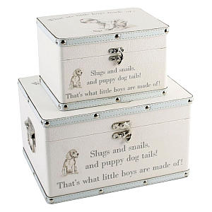 Christening Gift Trunk Chests