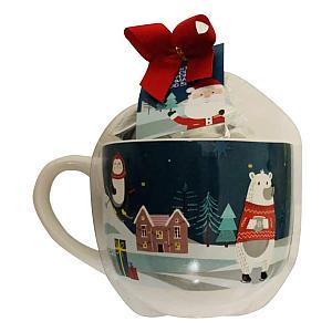Christmas Mug & Hot Choc Set