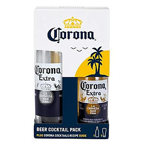 Corona Extra Beer Cocktail Kit with Glass