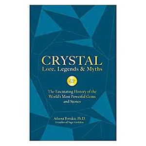 Crystal Lore, Legends & Myths - Book