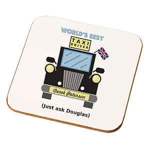 Customised Taxi Coaster