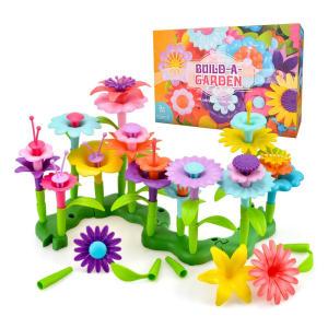 DIY Flowers Garden Building Toy