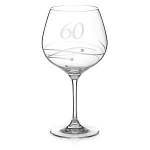 Diamante Swarovski Gin Glass