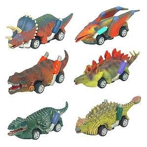 Dinosaur Car Toys