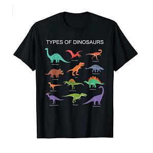 Dinosaur Identification T-Shirt