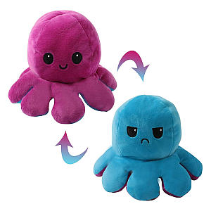 Double-Sided Soft Reversible Octopus