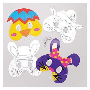 Easter Colour In Masks