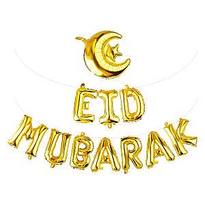 Eid Foil Balloons