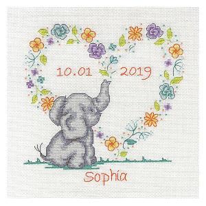 Elephant Baby Kit