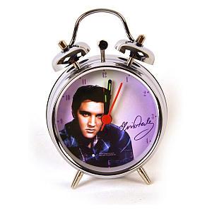 Elvis Presley Alarm Clock