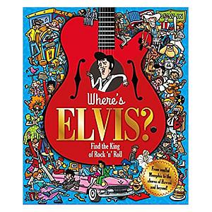 Elvis Puzzle Book