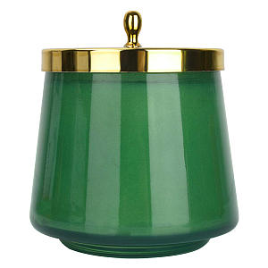 Emerald Green Scented Candle