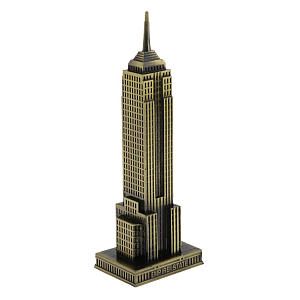 Empire State Building Figurine