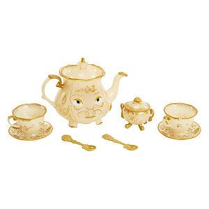 Enchanted Objects Tea Set
