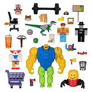 Environmental Toy Figure Set