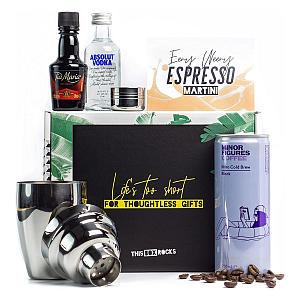 Espresso Martini Kit with Mini Shaker