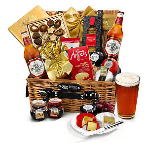 Eton Hamper with Real Ale