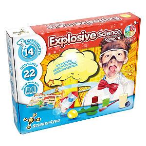 Explosive Science Kit