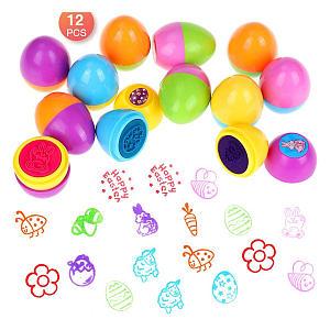 Faburo Easter Egg Stampers